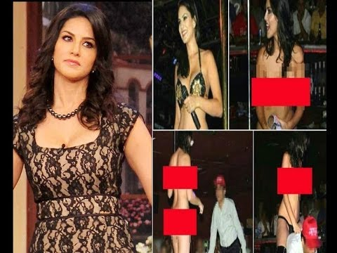 Shocking !sunny Leone Strips At Private Party - Ians India Videos video