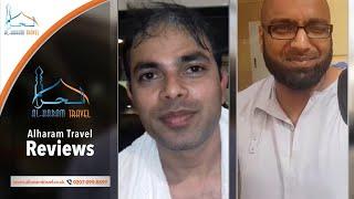 Alharam Travel Reviews by our Happy Customer Abdul Jabbar Khan