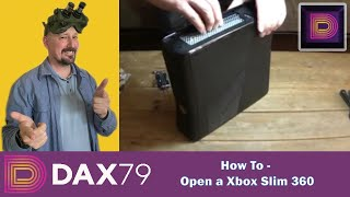 How to open a Slim 360