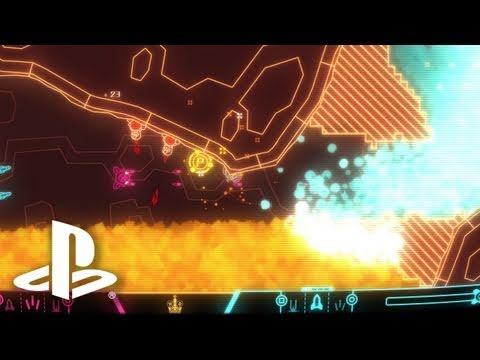 E3 2011: PixelJunk Sidescroller (Live Stream Interview)