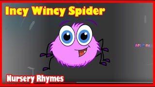 Incy Wincy Spider | Incy Wincy Spider Rhyme | Kids Songs | Children Rhymes | Nursery Rhymes & Kids
