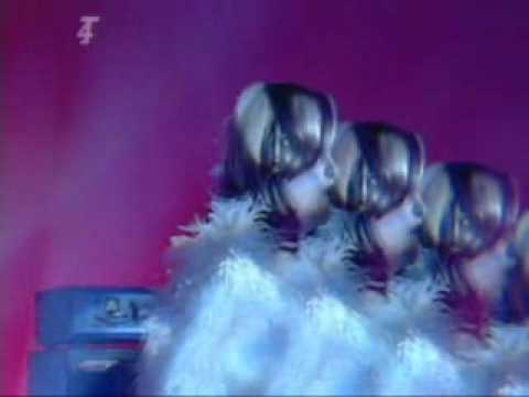 Goldfrapp Black Cherry Video