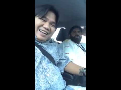 Pakistani taxi driver speaks fluent tagalog in Dubai which amazes Filipino passengers