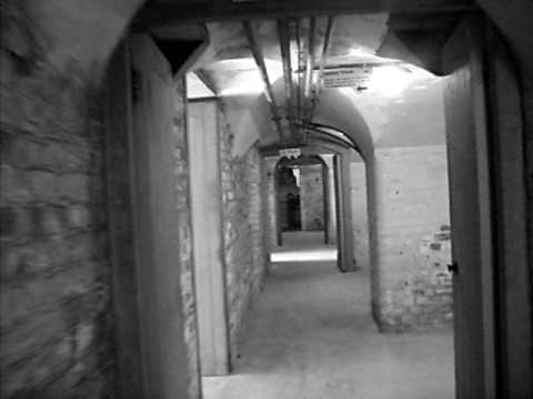 Landguard Fort - corridor trek