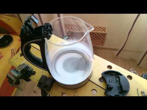 Ремонт электрочайника polaris