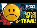 Minecraft: THIS MOON DOESNT LIKE ME - Attack of the B-Team Ep. 121