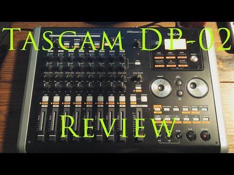 TASCAM DP-02 Review