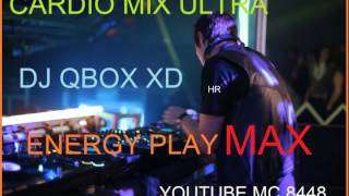 CARDIO MIX  DJ QBOX XD FT   MX SIGUENOS MC 8448 EN youtube
