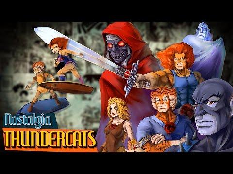 Thundercats - Nostalgia video