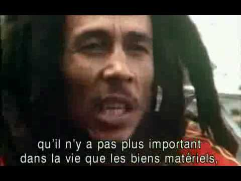 Bob Marley - Interview