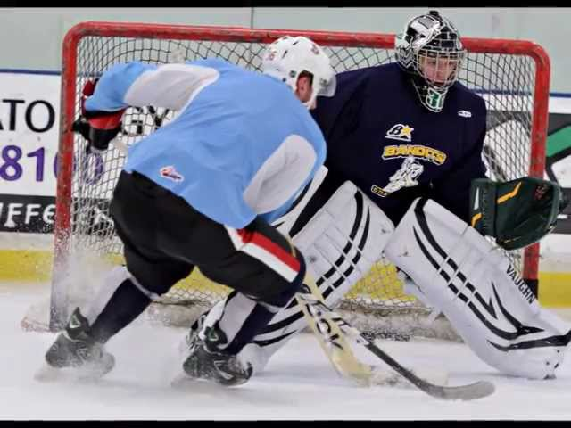 Bandits Goalie School - Peter Traber