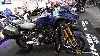 2019 Yamaha Niken GT - Walkaround - 2019 Quebec Motorcycle Show