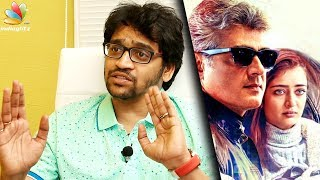 Vivegam Editor: Akshara Hassan fearlessly joined Ajith in bike stunts : Ruben Interview