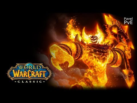 [Рестрим] Рога 60 ● ОНИКСИЯ И НЕДРА ● World of Warcraft Classic