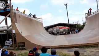 7 year old skateboarder, Vert, mini mega, bowl, rails, Leif best of 2014 clips