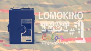 Analogue: Lomokino Movie Maker Unboxing
