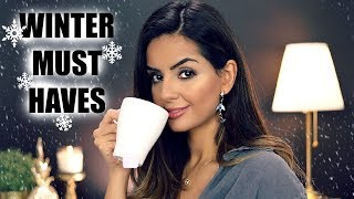 Was Du Im Winter Brauchst I Winter Must Haves I Tamtam Beauty