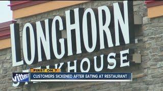 Customers sickened after eating at Cheektowaga Longhorn Steakhouse