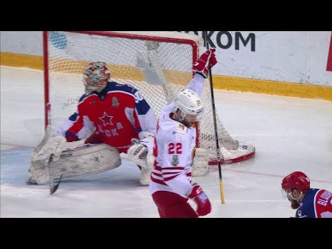 Mika Niemi scores at 142.09, sets KHL all time record