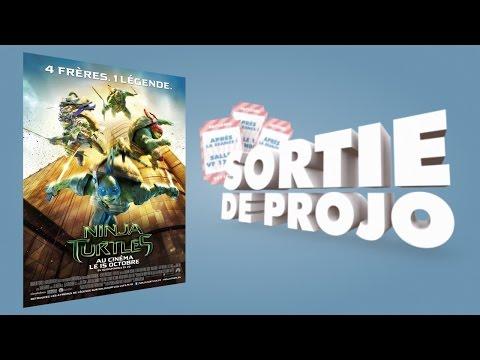[Sortie de projo] Ninja Turtles