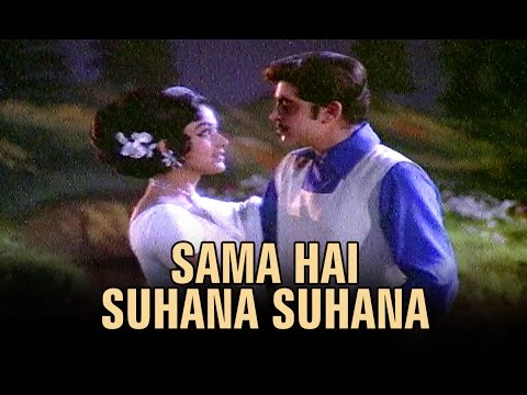 Sama Hai Suhana Suhana - Full Song - Ghar Ghar Ki Kahani