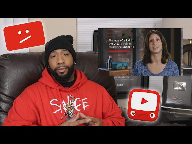 Why your favorite creators might be LEAVING YOUTUBE FOR GOOD... New Update  COPPA Laws