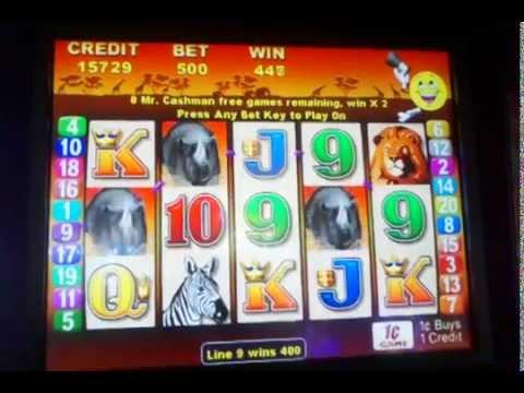 mr cashman free slot play