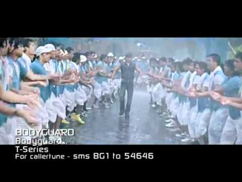 Bodyguard Movie - Full Item Song - Hd 720p video
