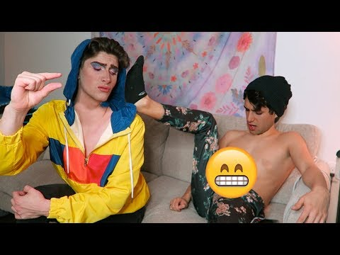 Comparing my Boyfriend to OTHER BOYS PRANK! (Gay Couple Edition) thumbnail