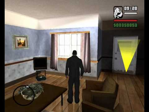 GTA San Andreas Loquendo: Las Aventuras de CJ - 2