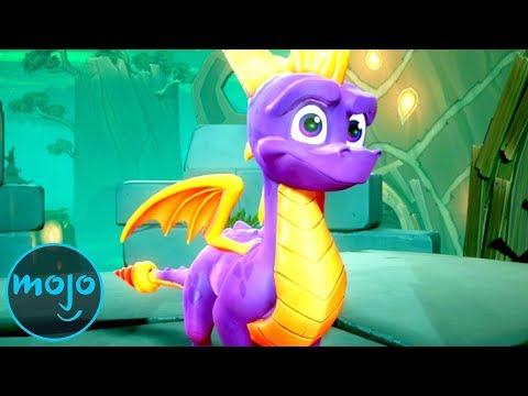 Top 10 Best Spyro Games