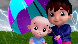 I Hear Thunder Nursery Rhyme Song Baby Rhymes Songs For Children and Preschoolers Junior Squad