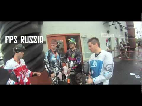 PAINTBALL w/ FPS Russia, Tmartn, MurkaDurkah, Woody, Eric aka Aviator and others