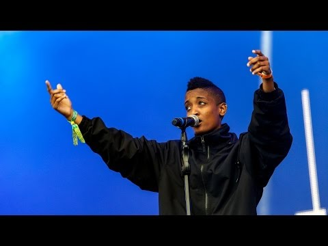 The Internet - Don't Cha at Glastonbury 2014