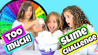 Download Lagu Mystery Wheel of Adding Too Much of Everything Slime Challenge!! Gratis STAFABAND