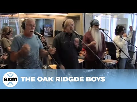 "The Oak Ridge Boys Perform ""Seven Nation Army"" on SIRIUS XM Artist Confidential"