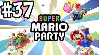 Super Mario Party Playthrough with Chaos part 37: The Salty Sea