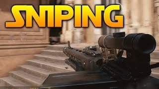 How sniping is improved in Star Wars Battlefront 2!