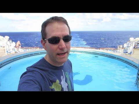 A F*cking Cruise Ship Tour
