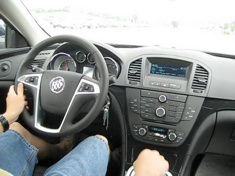 Test Drive The All New 2011 Buick Regal CXL (Acceleration ...