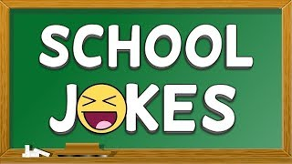 TOP 10 School Jokes | Funny Classroom Jokes 2019