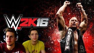 Sportnap 1.Rész/ WWE 2K16/ Marci vs Laci