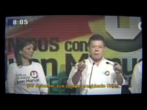 Juan Manuel Santos traicionero: Así se convirtió en presidente.
