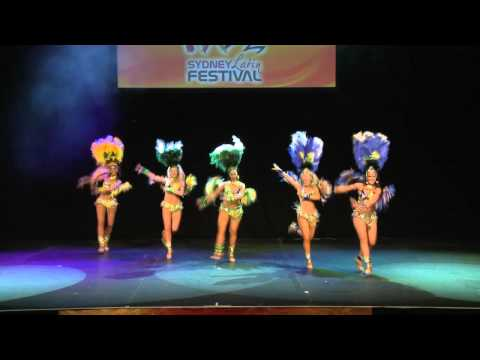 Danca Brazil performance 2012 Sydney Latin Festival