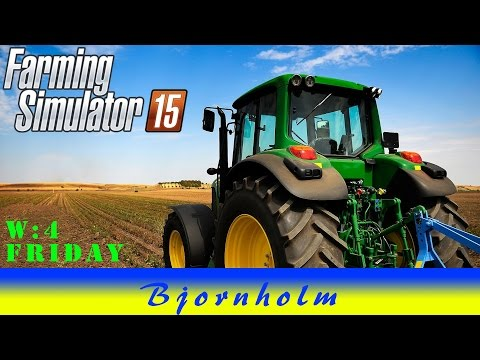 Let's PLAY Farming Sim 15 | W4 Friday | First Tree and Harvest 23 | Ultimate Realism