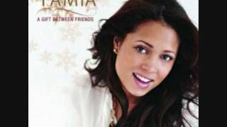 Watch Tamia This Christmas video