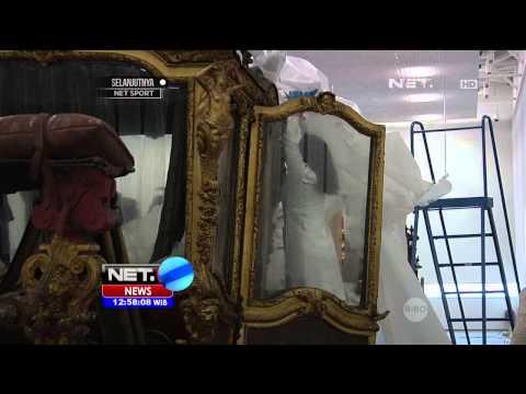 Koleksi museum Kereta Kuda di Lisbon Portugal miliki rumah baru - NET12