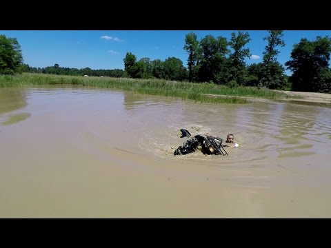 River Run | Mudd Jam 2017 - He Kept Pressing His Luck And This Happened