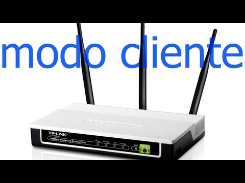 Como configurar e instalar o WA901ND Access Point da TP Link - modo Cliente Wireless Passo a Passo