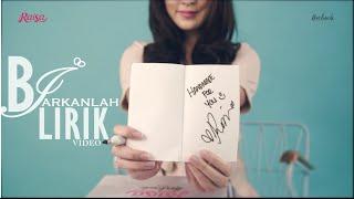 Download Lagu Raisa- Biarkanlah ( Lyric Video ) Gratis STAFABAND